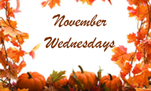 Noavember Wednesdays copy